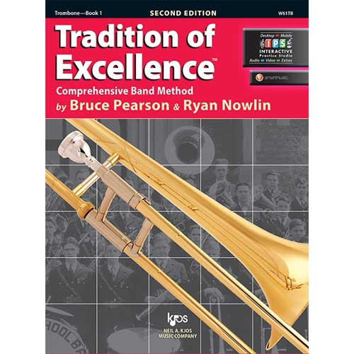Tradition of Excellence Trombone 1