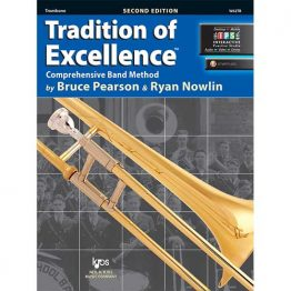 Tradition of Excellence Trombone 2