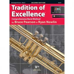 Tradition of Excellence Trumpet 1