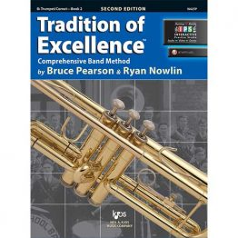 Tradition of Excellence Trumpet 2