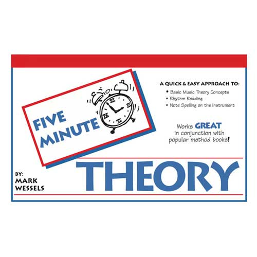 5 Minute Theory Cover
