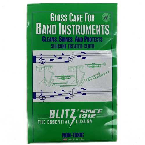 Blitz Brass Cloth