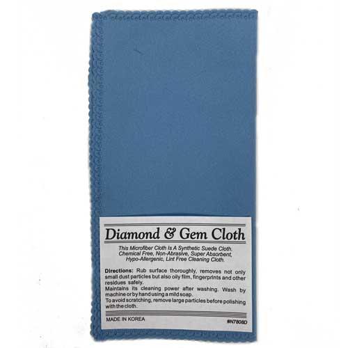 Diamond Instrument Cleaning Cloth