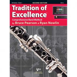 Tradition of Excellence Clarinet 1