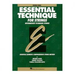 Essential Elements Bass 3 - Original