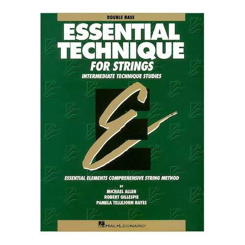 Essential Elements Bass 3 - Original