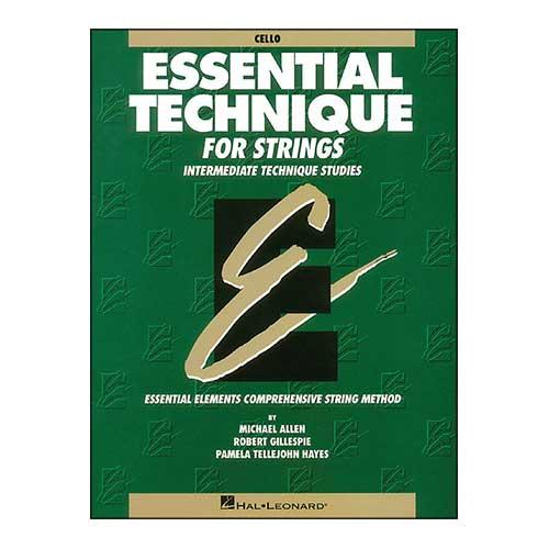 Essential Elements Cello 3 - Original