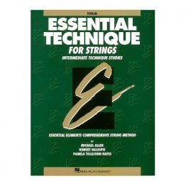 Essential Elements Violin 3 - Original