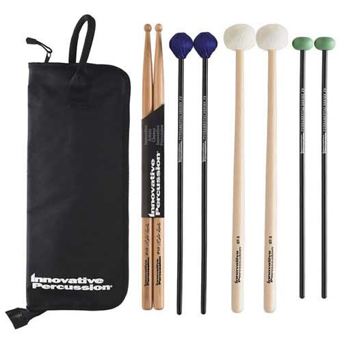 Innovative Percussion FP-2 Mallet Pack