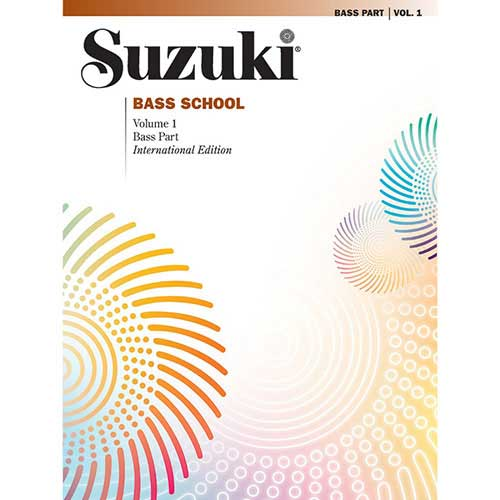 Suzuki Bass School 1