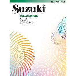 Suzuki Cello School 1