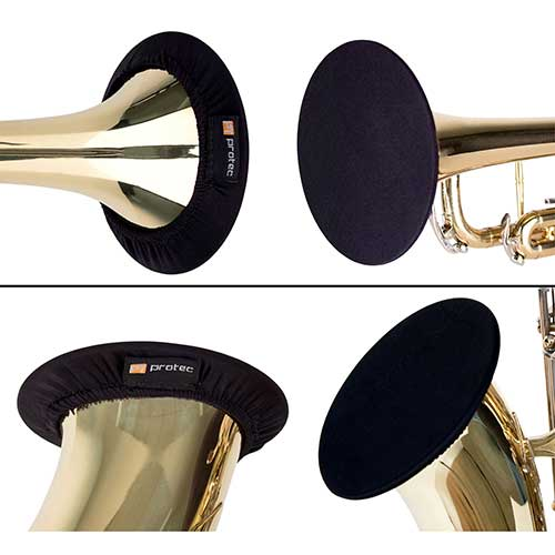 Trumpet/Alto Sax Bell Cover Example
