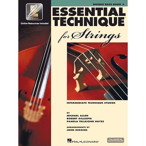 Essential Elements Bass 3