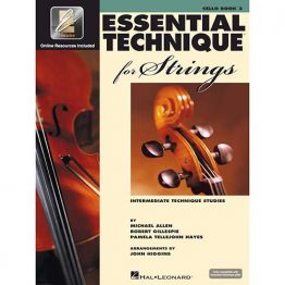 Essential Elements Cello 3