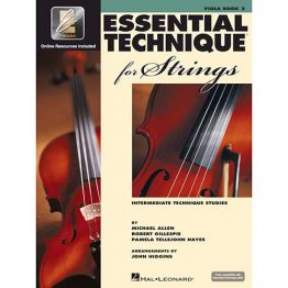 Essential Elements Viola 3