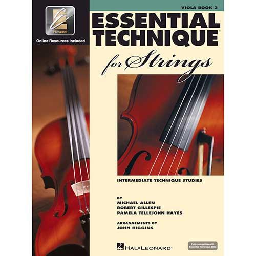 Essential Elements Viola 3