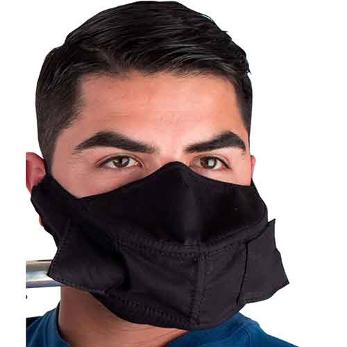 Protec Flute Face Mask