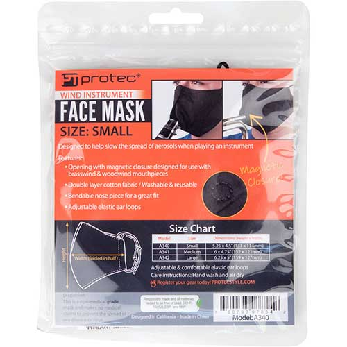 Instrument Mask Packaging