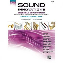 Sound Innovations for Advanced Band Oboe