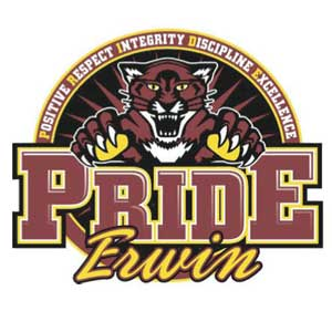 Erin Middle School Logo