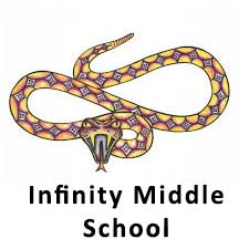 Infinity Middle School Logo