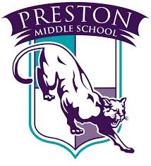 Preston Middle School Logo