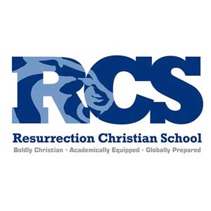 Resurrection Christian School Logo