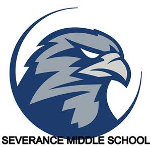 Severance Middle School Logo